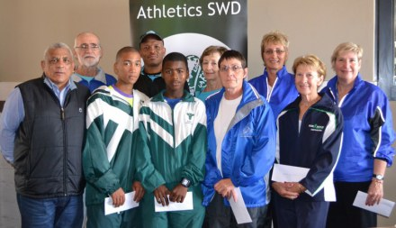 ASWD 10km Race Walking Champs