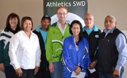 ASWD 21.1km Race Walking Champs