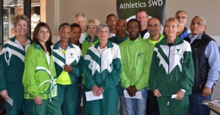 ASWD 21.1km Road Running Champs