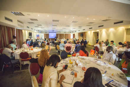 The business breakfast where all role-players could interact and discuss Economic Development and Tourism related aspects within the Eden region.