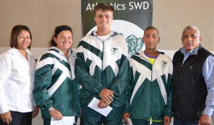 SA Youth and Junior TF Champs - Gold Medals