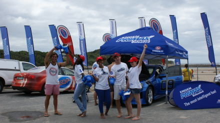 Algoa FM will be travelling its broadcast area as part of a Summer beach roadshow with Engen; visiting some our top blue flag beaches.