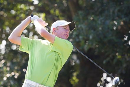 Ekurhuleni's Dylan Mostert helped his side to victory against Limpopo in the SA U-19 Inter-Provincial at Krugersdorp Golf Club; credit Rogan Ward.