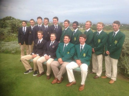 Jovan Rebula from Southern Cape, Herman Loubser from Boland, Gauteng North's Keegan de Lange and JP Cooper and Central Gauteng's Marco Steyn and Dylan Naidoo will represent South Africa in a two-day Test against France at St Francis Links