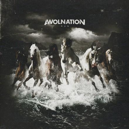 Awolnation album cover. Photo credit: Kari Rowe
