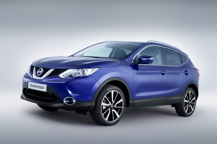 The new generation Nissan Qashqai Picture: Quickpic