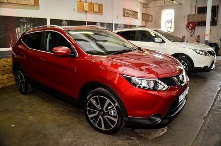 Nissan's new 1.2T Qashqai … practical and peppy. Picture: QuickPic