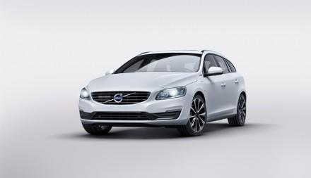 The Volvo v60 twin engine special edition. Picture: QuickPic