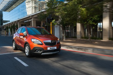 The Mokka Enjoy: making its South African debut at the end of March. Picture: QuickPic