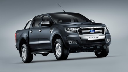 The new Ford Ranger heading for South Africa. Picture: QuickPic