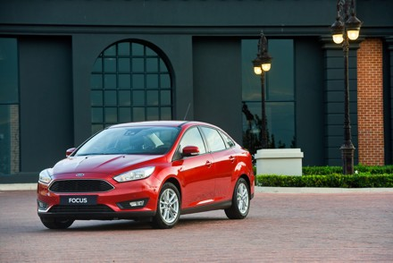 "The new Ford Focus: customer feedback ""incorporated into new design. Picture: QuickPic"