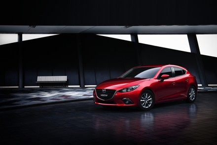 The Mazda3: more than 130 awards and titles. Picture: QuickPic