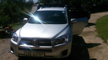 Silver 2012 Toyota Rav 4 2.0 GS AWD  60 000km. Immaculate condition. R280 000