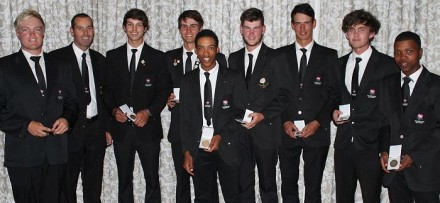 Southern Cape won the B-Division of the 2015 SA U-23 Inter-Provincial Championship; credit CGGU.