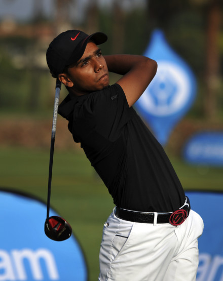 Adriel Poonan from Gauteng North; credit Catherine Kotze / SASPA