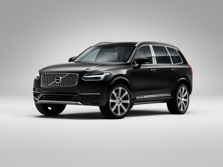 Luxury personified: the Volvo XC90 Excellence. Picture: Quickpic