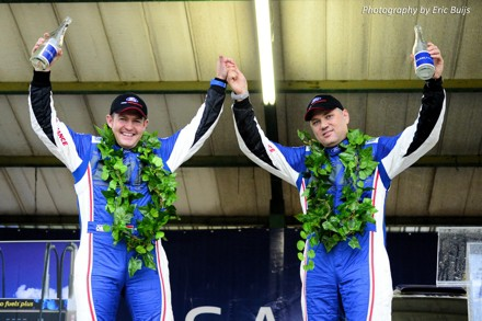 Martin Cronje and Robin Houghton (Ford) won their second victory of the season. Pictures: QuickPic.