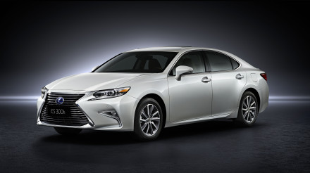 The Lexus 2016 ES: will be in South Africa towards the end of the year