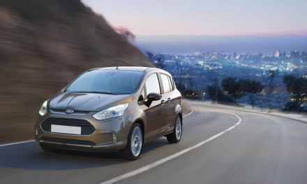 The new Ford B-Max: coming to South Africa soon. Picture: QuickPic