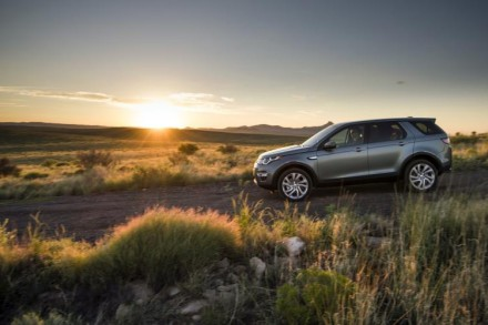 The newest vehicle in the Land Rover line-up: The Discovery Sport. Picture: Motor Press