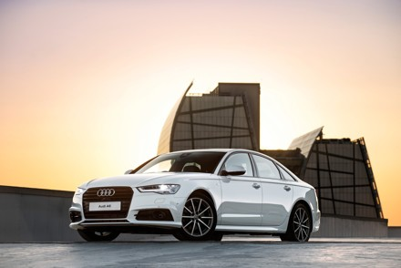 The Audi A6: updated with new engines and transmissions. Picture: QuickPic