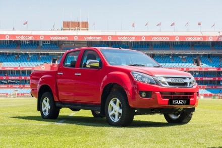Isuzu KB did well in March for GMSA. Picture: QuickPic