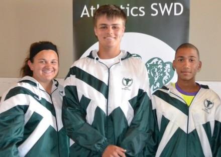 7 Apr - ASWD team to SA Jnr Championships