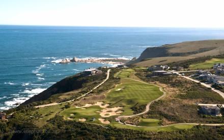 Scenic view of Pezula Golf Estate