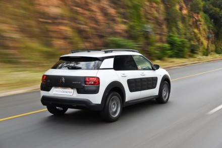 The Citroën C4 Cactus: the French marque's game-changer. Picture: Motorpress