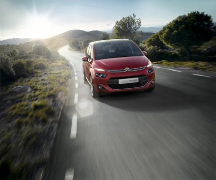 The Citroën C4 Picasso: award-winning MPV gets another engine and automatic gearbox. Picture: Motorpress