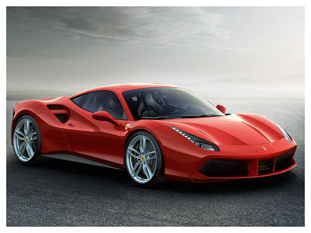 The Ferrari 488 GTB:  drawing on Formula 1 and endurance racing experience: Picture: Quickpic