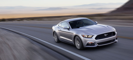 The all-new Ford Mustang: more than 2 200 customers have ordered it. Picture: Quickpic