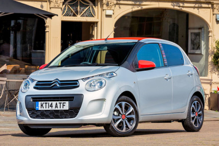 The Citroën C1 VTi 82 Airscape Feel:  great for trawling the highways and byways. Picture: Quickpic