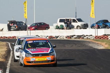 Shaun la Reservee: nosing ahead in Port Elizabeth. Picture: Quickpic
