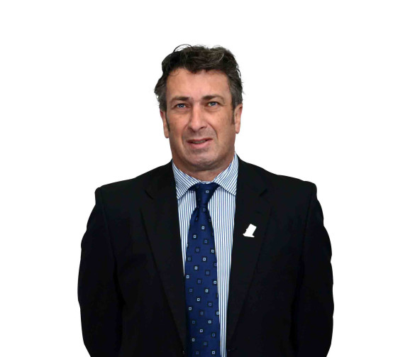 Shaun Uys (45): new boss of Conti SA. Picture: Quickpic