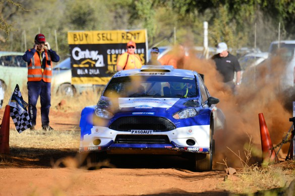 Mark Cronje and Robin Houghton: planning to leave their competitors in the dust in PE. Picture: Quickpic
