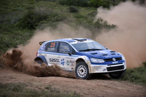 Hergen Fekken and Pierre Arries:  consistent performance: Picture: Quickpic