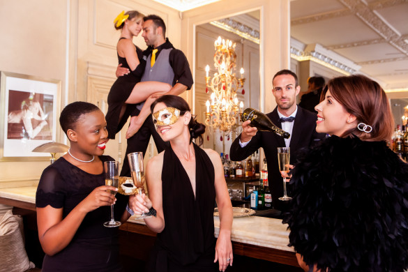 The Wine Show_10th year Bubbly Bar