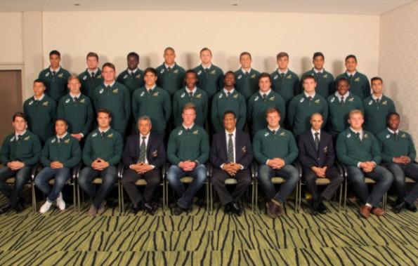 The 2015 SA Schools squad.  Photo: Petri Oeschger/Gallo Images