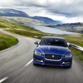 The new Jaguar XE: setting a new benchmark. Picture: Motorpress/Jaguar