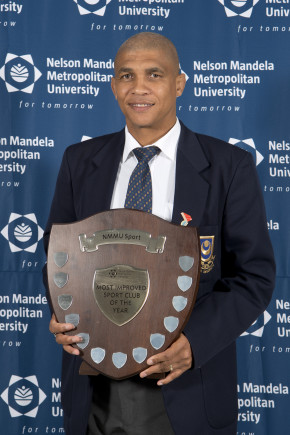 NMMU sports manager and former EP flanker Bernard Petersen will be among the ex-Springbok and Saru national players who will be guests of honour at the Madibaz Bok Banter gala dinner on September 3. Photo: Supplied