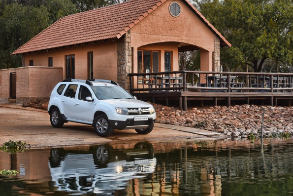 The Renault Duster: sports utility vehicle a strong contender in its sector. Picture: Quickpic