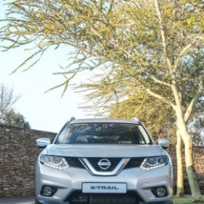 The Nissan X-Trail 1.6 dCi XE: a practical people mover. Picture: Motorpress