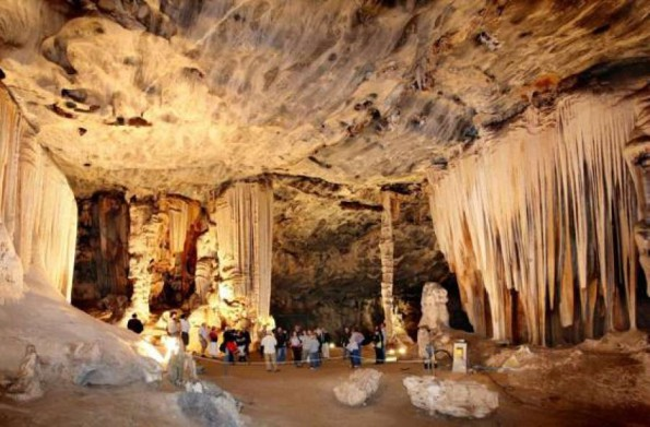 The good news is that the Cango Caves are open for business. The bad news is that Hein Gertsner has resigned as their manager. The good news is that domestic visitor numbers are up. The bad news, though...