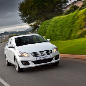 The Suzuki Ciaz GL 1.4:  a sleek and elegant shape