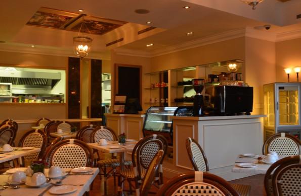 Cafe Royale Left Corner