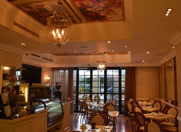 Cafe Royale from kitchen