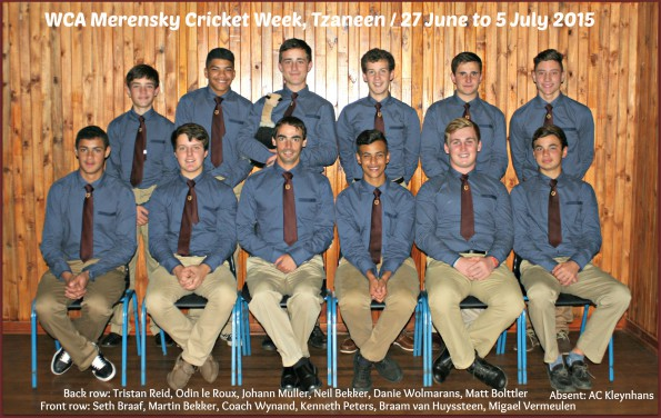 Merensky Cricket Week