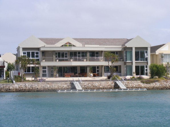 Pam Golding Properties recently sold this prime waterfront home in Royal Alfred Marina for R8.2 million