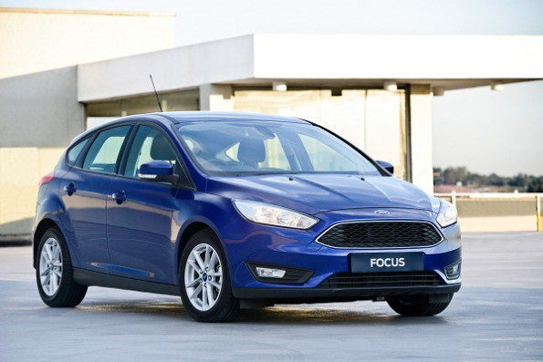 The Ford Focus 1.5 EcoBoost:  it was way ahead of the competition when it replaced the Escort in 1998. Picture: Quickpic